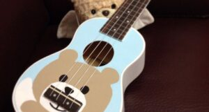 自製ukulele