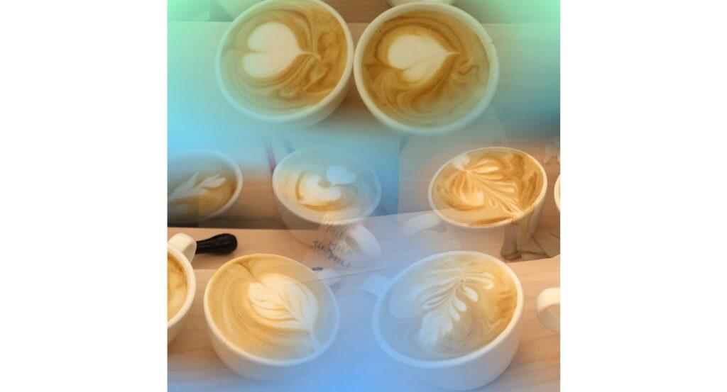 咖啡拉花紀錄 (至20210620)